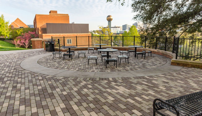 Knoxville Pavers