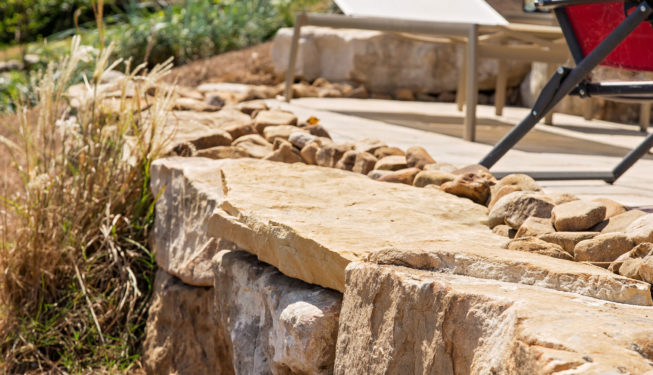 Natural stone Work